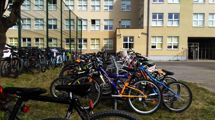 500 stojaków rowerowych dla Bydgoszczy