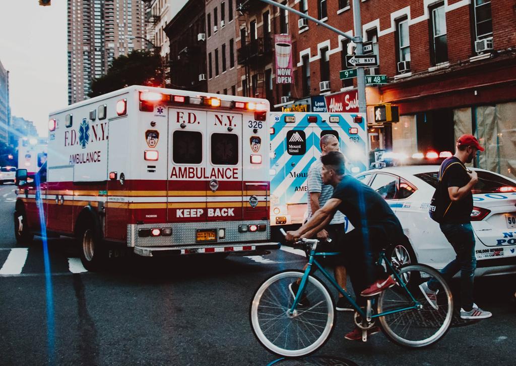 Parkingi rowerowe bydgoskich placówek medycznych